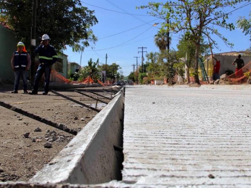 Realizarán obras de pavimentación