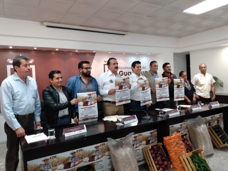 Realizarán primera Expo Agrícola 2019 en Guadalupe