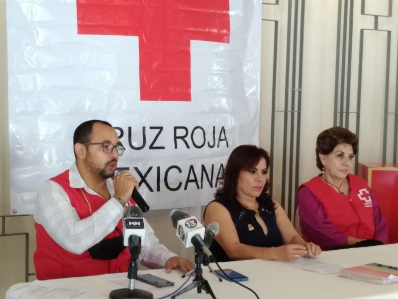 Realizarán subasta en beneficio de la Cruz Roja en Chiapas
