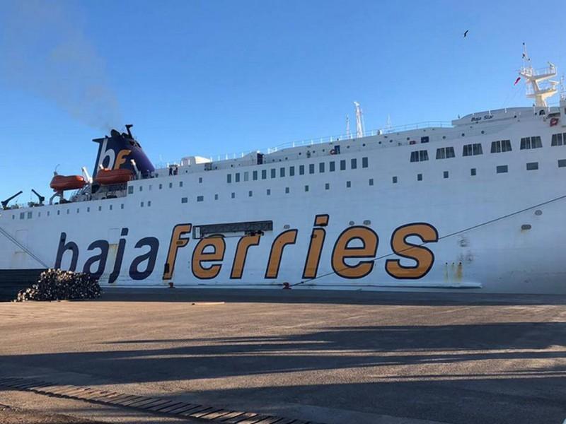 Reanuda operaciones Baja Ferries en Topolobampo
