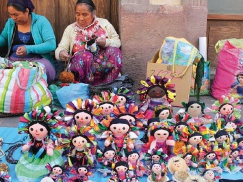 """Reanudan """"Arte Morelos"""" para apoyar a indígenas comerciantes"""