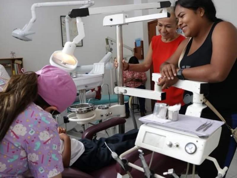Reanudan atención médica en el DIF Tepic
