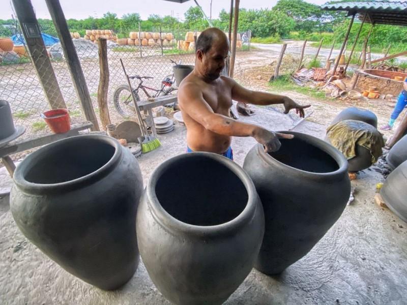 Reanudan exportación de alfarería de Ixtaltepec