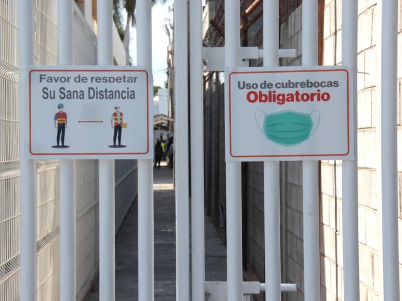 Reanudan visitas al penal de Culiacán
