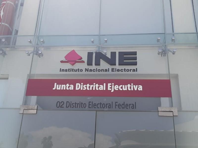 Reapertura INE sus oficinas en el municipio en agosto
