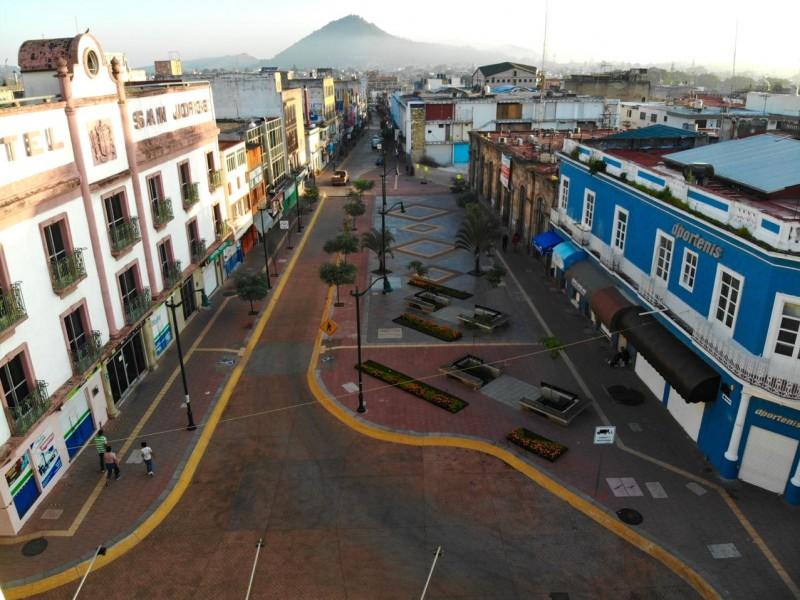 Reaperturan calles del centro histórico