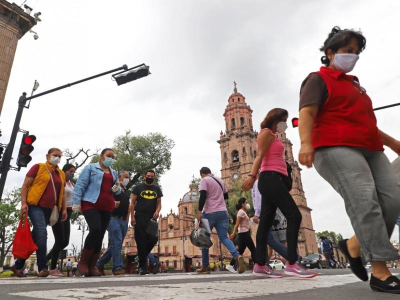 Rebasa Michoacán los 16 mil casos de Covid-19