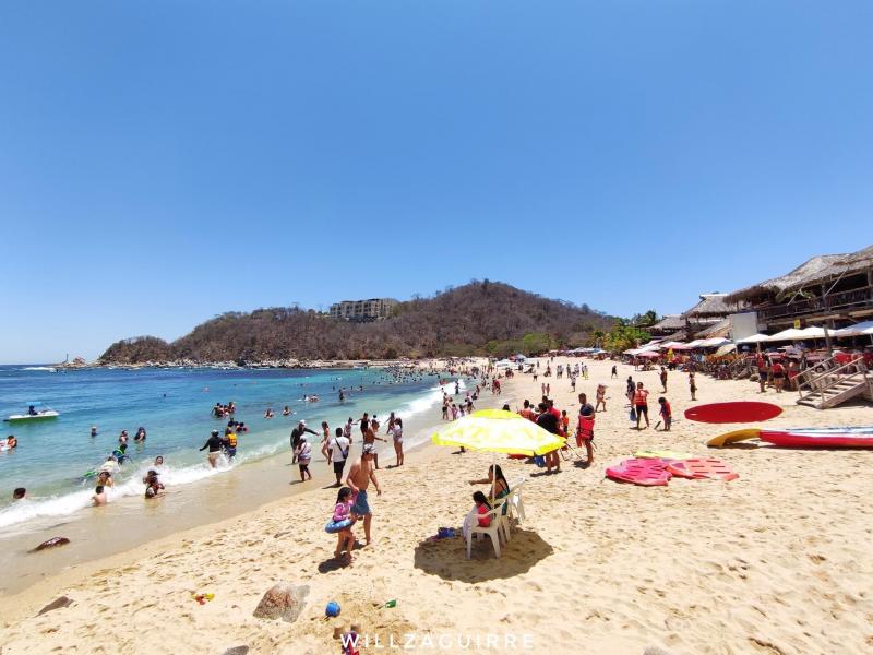 Rebasan proyecciones afluencia de turistas por Semana Santa en Oaxaca
