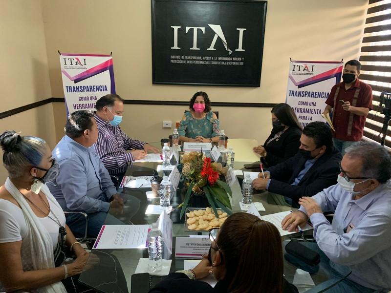 Rebeca Buenrostro asumió la presidencia del ITAI