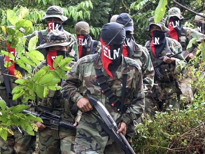 Rebeldes liberan a joven secuestrada