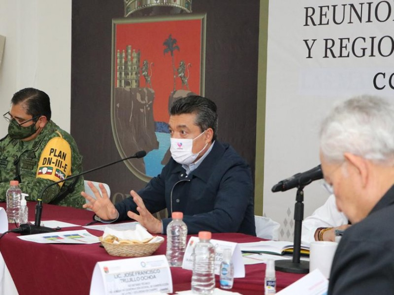 REC llama a la unidad para preservar la paz