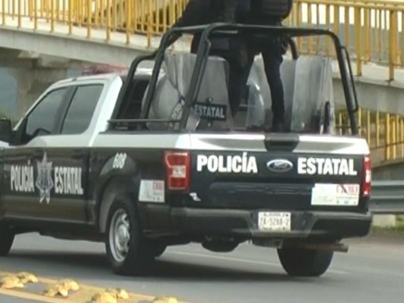 Recapturan a PPL que había escapado en Tlaltenango