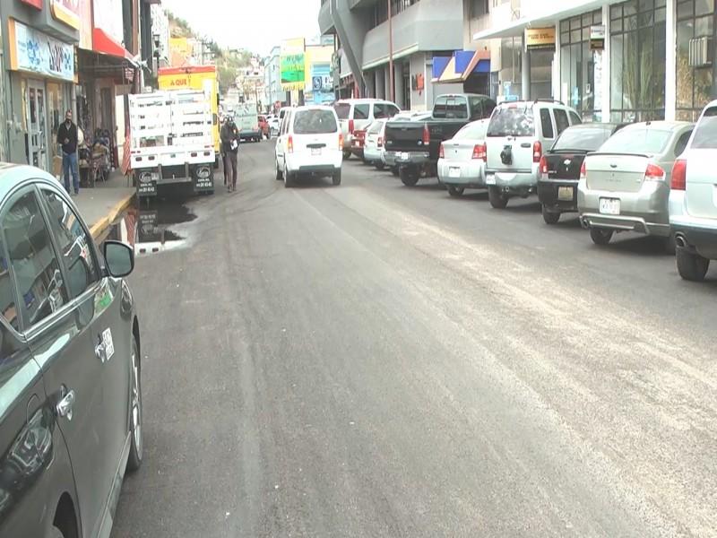 Recarpetean calle Campillo por tercera ocasión