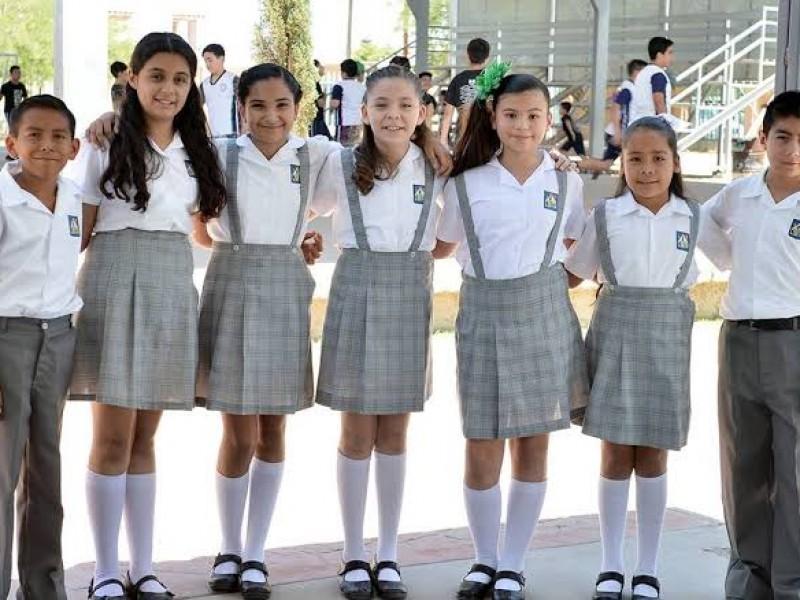 Rechazan uso de uniformes en clases virtuales