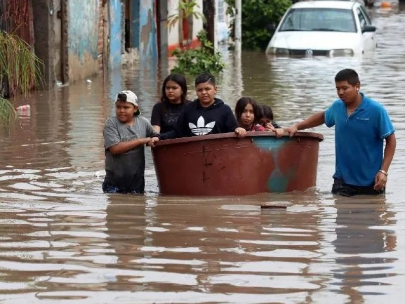 Rechaza CONAGUA afectación por huracán en Zapopan, Tonalá y Tlaquepaque