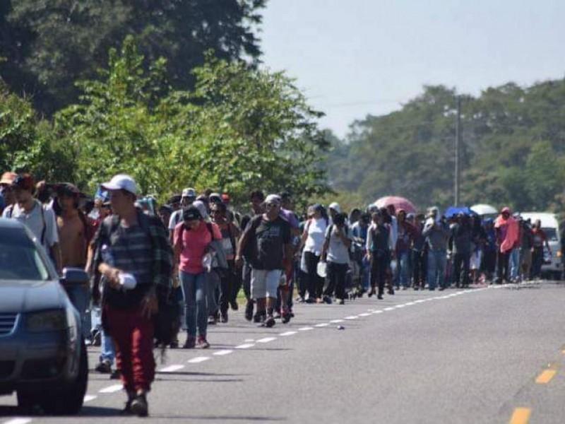 Rechaza COPARMEX apertura a migrantes
