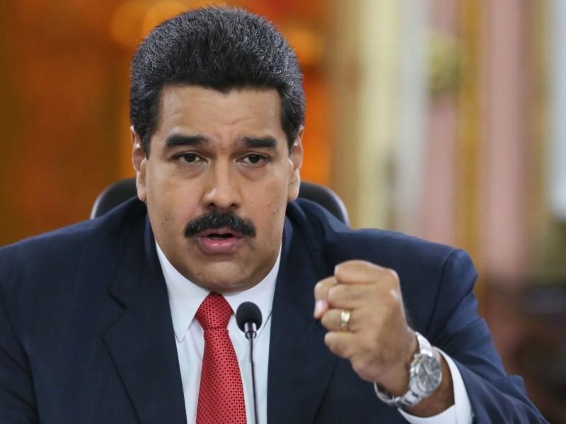 Rechaza Maduro sanciones de la UE