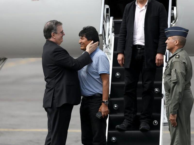 Rechaza PAN recibimiento de Evo Morales