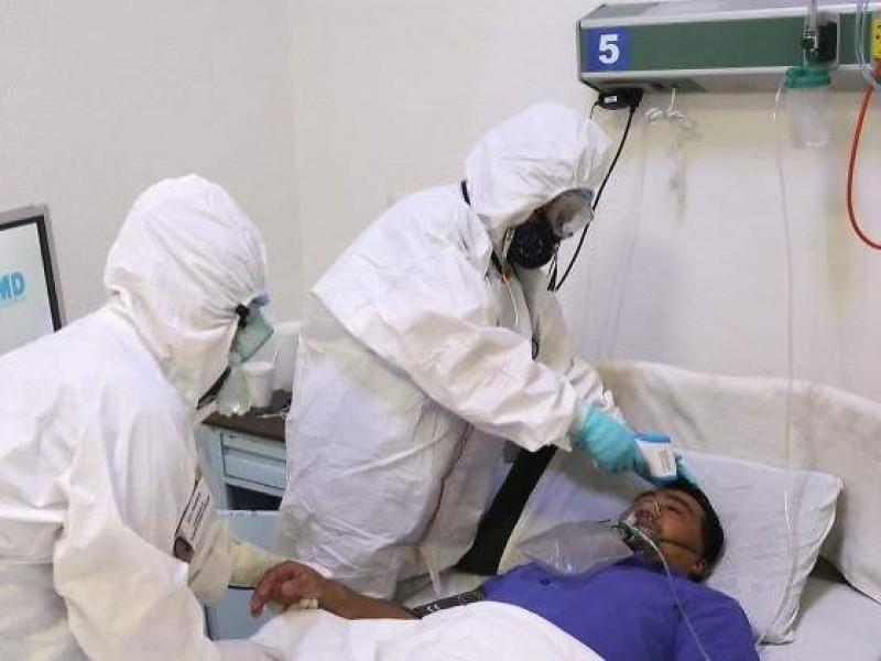Rechaza SS saturación de pacientes con Covid-19 en hospitales