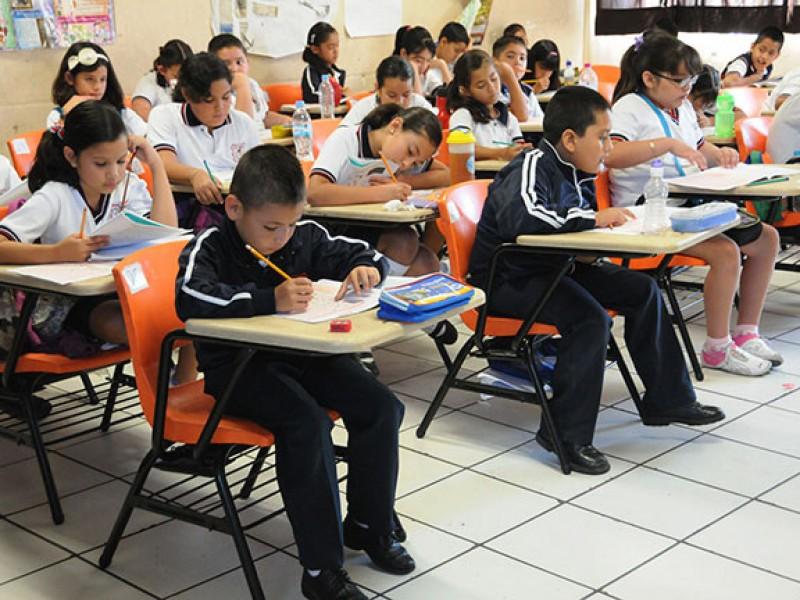 Rechazan padres enviar hijos a la escuela tras retorno presencial