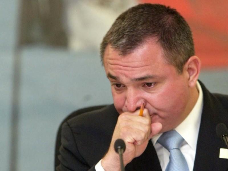 Rechazan su propuesta, García Luna se queda en prisión