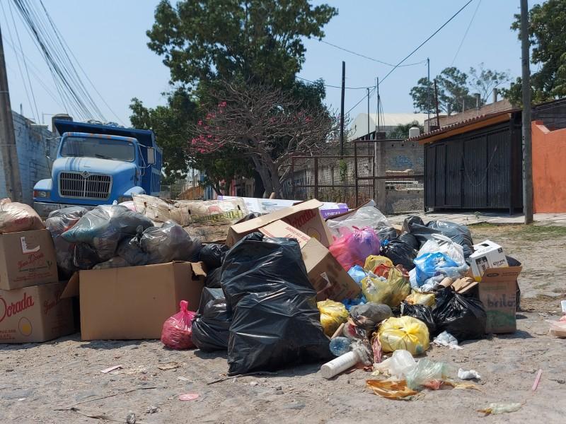 Recibe ayuntamiento quejas por deficiencias en servicio de recolección