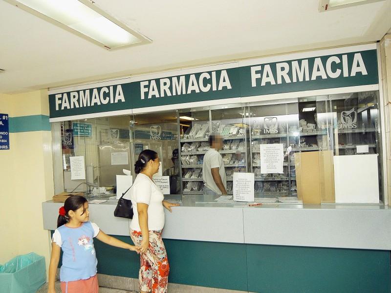 Recibe CNDH 552 quejas por falta de medicamentos