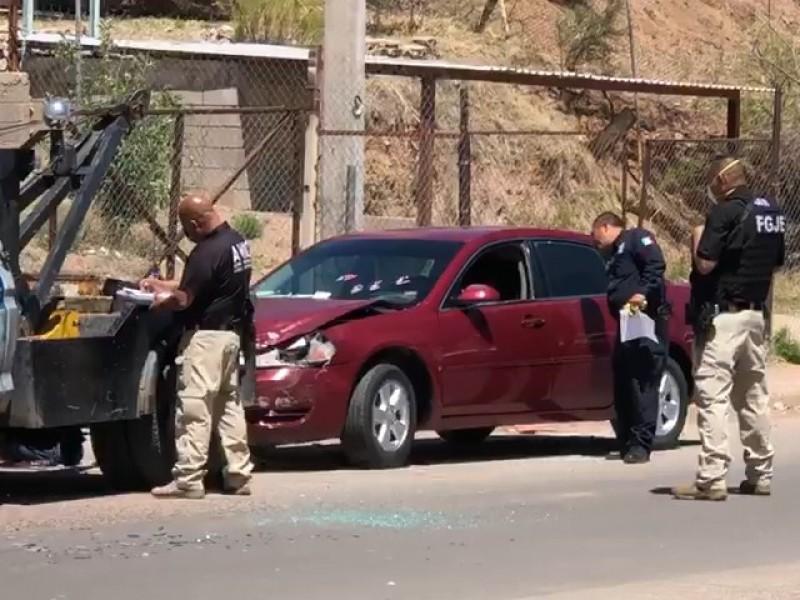 Recibe hombre impactos de bala en calle tecnológico final