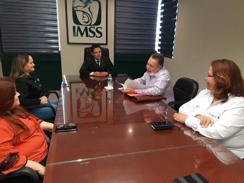 Recibe IMSS terreno para el nuevo Hospital en Navojoa