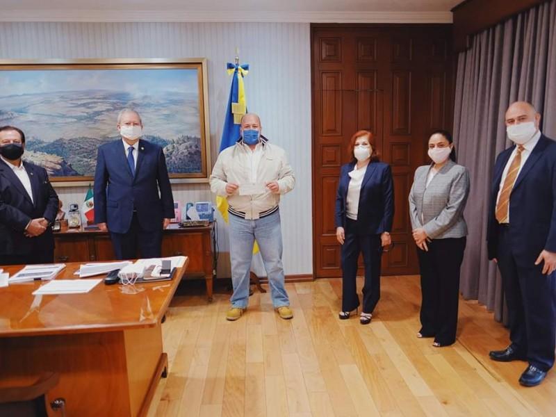 Recibe Jalisco donación de 500 mil pesos para Covid-19
