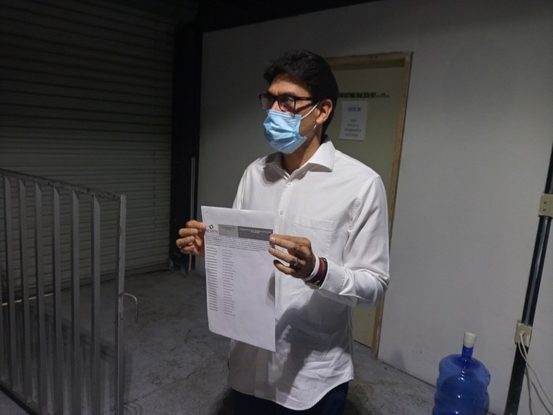 Recibe Juan Gim Constancia de Mayoría como Alcalde Electo