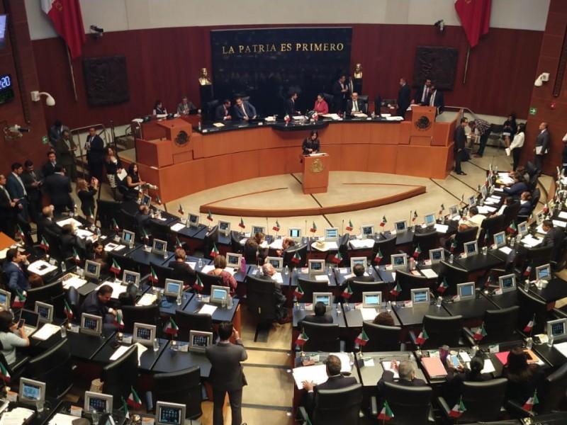 Recibe Senado terna de aspirantes para Fiscalía General