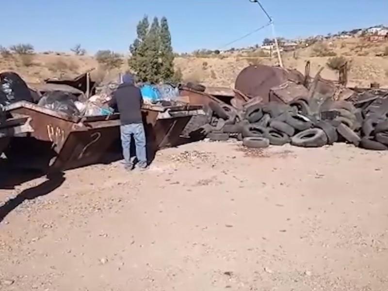 Reciben 500 toneladas de basura durante mes de marzo