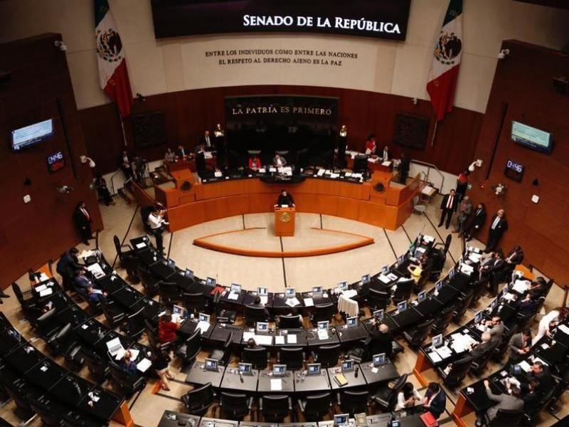 Reciben en el Senado minuta de reforma a Ley Eléctrica