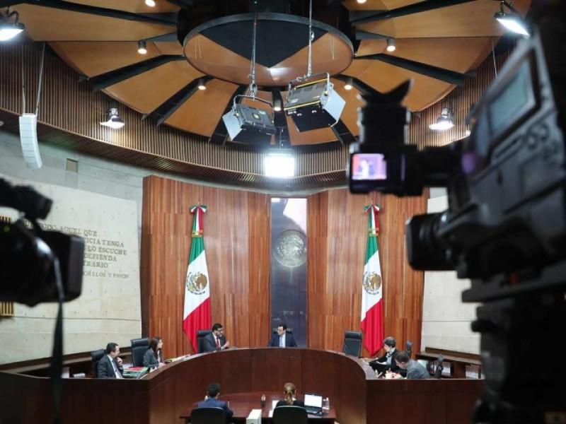 Reciben impugnación del PAN sobre elección en CNDH