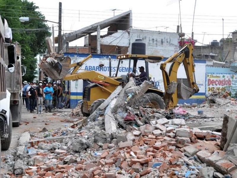 Reciben propuesta para crear fondo de reconstrucción