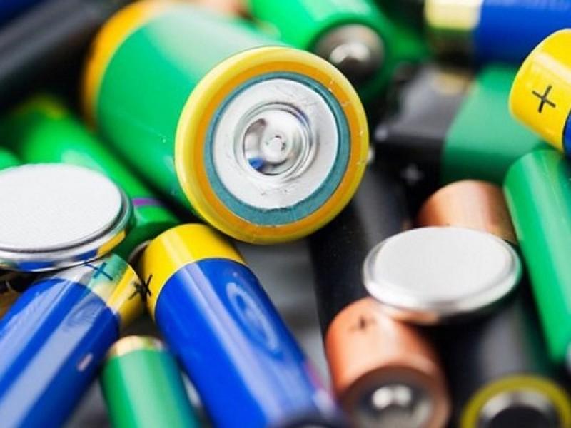Reciclaje de baterías , un método que reduce la contaminación.