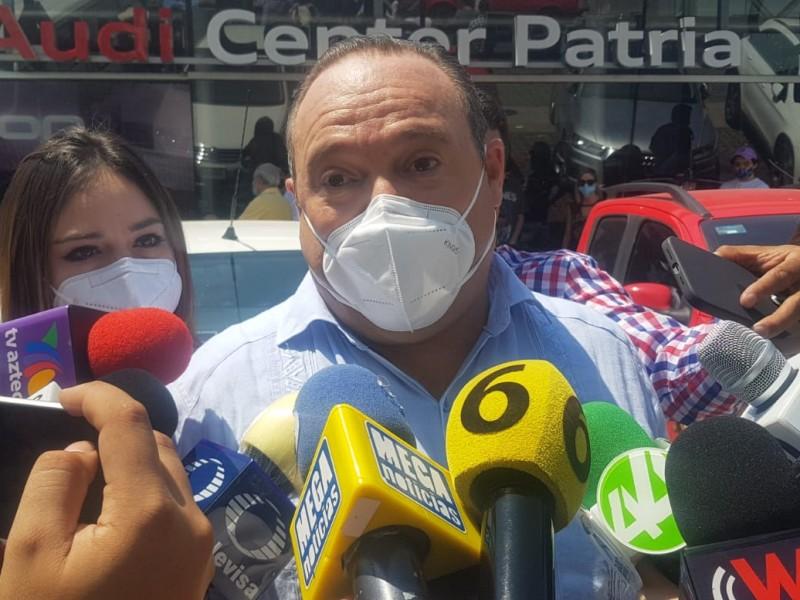 Reclama Uribe rezago en la representación del partido en casillas
