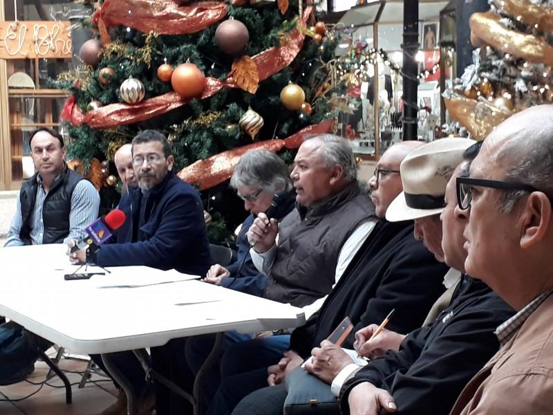 Reclaman imposición de obras por Ayuntamiento capitalino