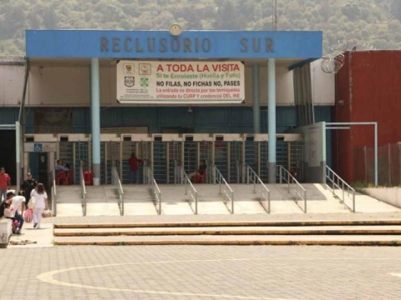 Reclusorio Varonil Sur tiene nuevo director