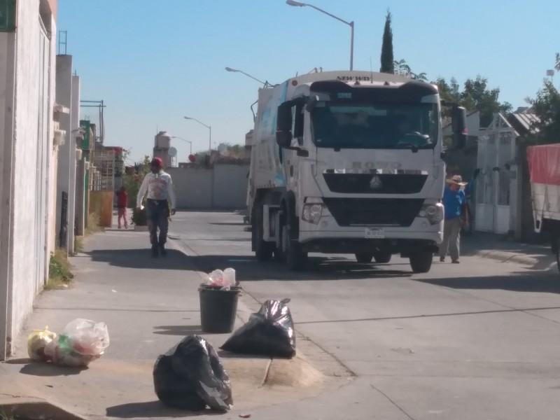 Recolección de basura en Tlajomulco comienza a regularizarse