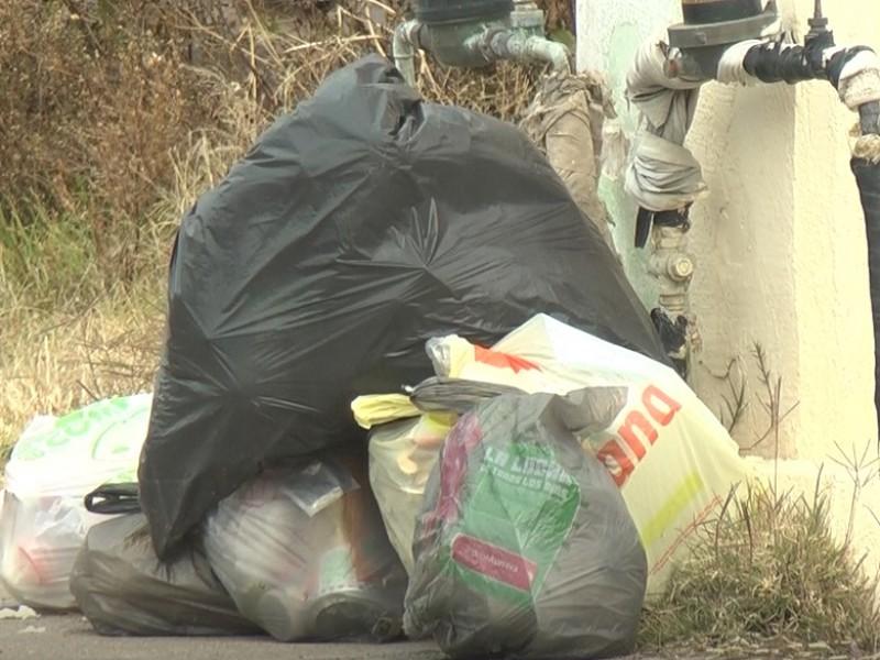 Recolección de basura un conflicto para Guadalupe
