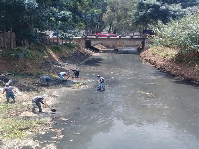 Recolectan más 2 toneladas de basura en ríos en SCLC