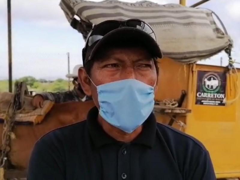 Recolectores de Juchitán emplazan a las autoridades municipales