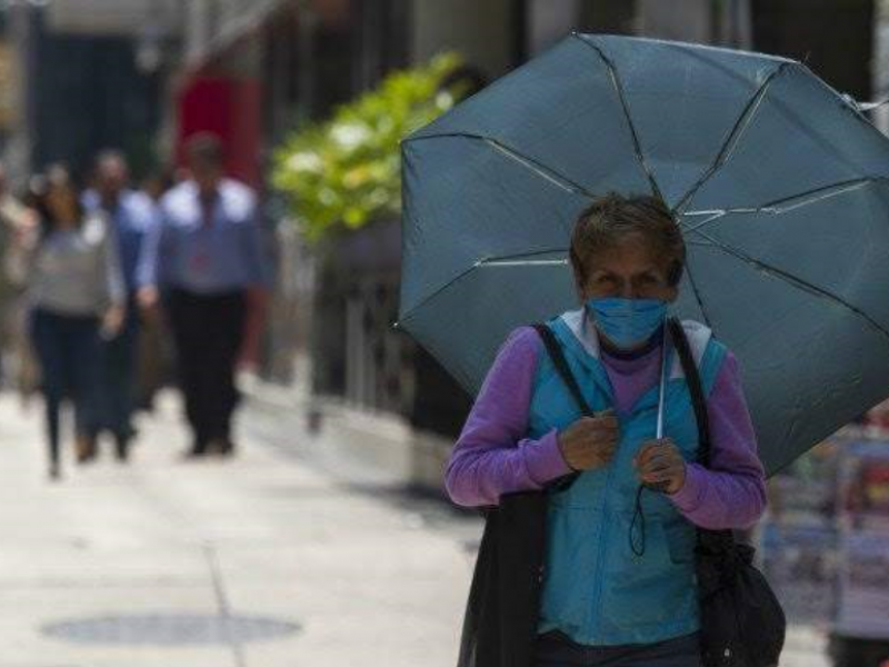 Recomienda salud protegerse del sol y altas temperaturas
