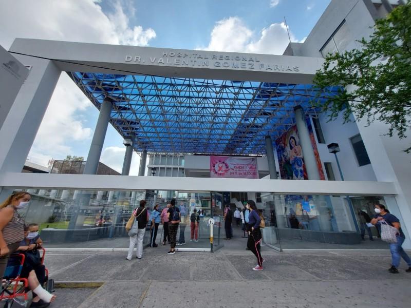 Reconoce ciudadanía alza hospitalaria de pacientes Covid-19