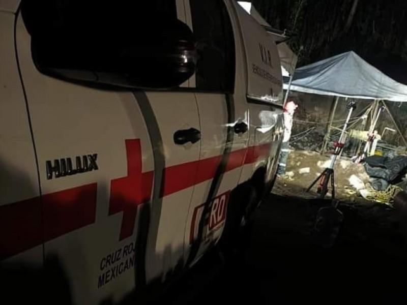 Reconoce cuentan con equipo básico para estructuras colapsadas, Cruz Roja