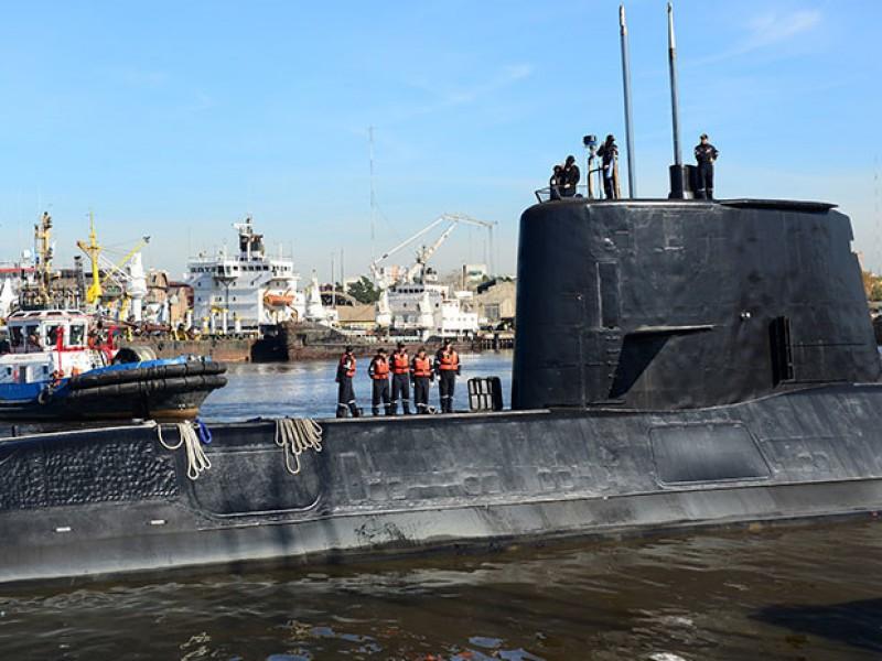 Reconoce gobierno argentino incapacidad para rescatar submarino