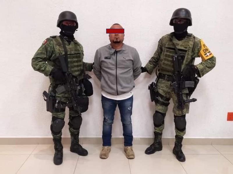Reconocen a autoridades por detención de 'El Marro'