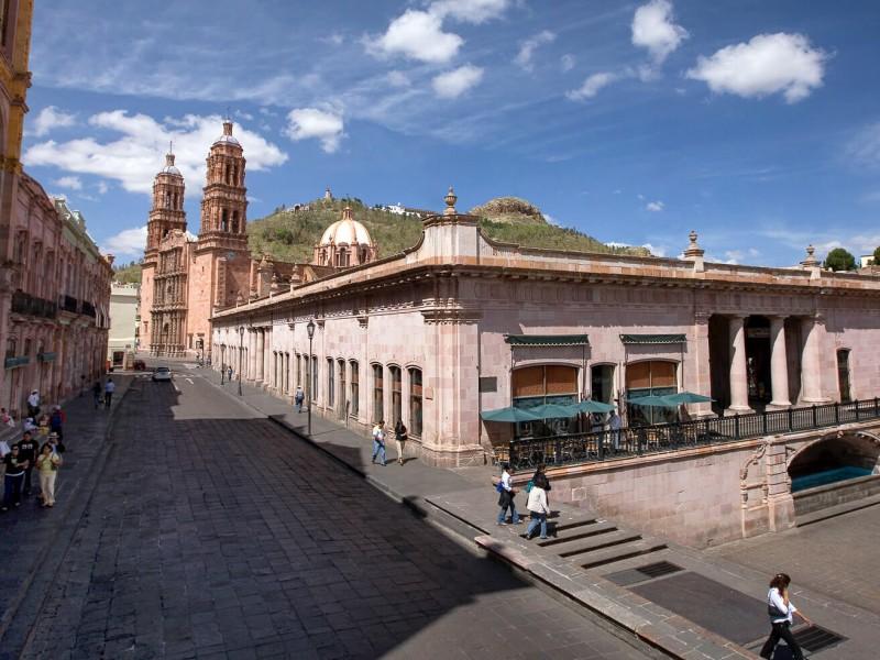 Reconocen a ciudad y la Catedral de Zacatecas